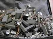 Щётки графитовые  электродвигателя